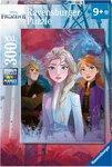 Disney Frozen 2 - Anna, Elsa en Kristoff (300 XXL) / Ravensburger