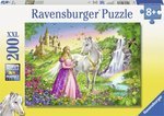 Prinses met paard (200 XXL) / Ravensburger