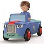 Mio Mounty Toddys speelgoed auto click and play Siku Lieveligetjes