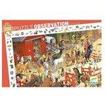 Observatie puzzel paarden (200 st.) djeco