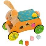 BB030 Bunny Ride On loopwagen konijn BigJigs