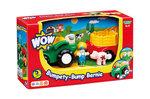 Hobbel-tractor Bernie/WOW Toys 1