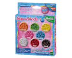 Solid Bead Pack Navulling Parels Aquabeads