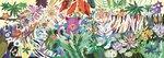 DJ07647 PUZZEL regenboog tijgers Djeco