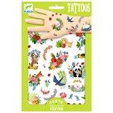 Tattoos Happy Spring Djeco
