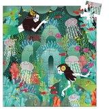 Puzzel Onderwaterparadijs zeemeermin  (54 st.) / Djeco_