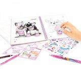 Create your Doggy kleurboek / TOPModel 2