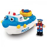 Police Boat Perry / WOW Toys 1