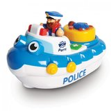 Police Boat Perry / WOW Toys 5