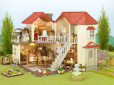 2752 City House with lights Sylvanian families