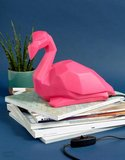 LED lamp Flamingo ROZE / The House of Disaster_
