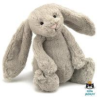 Konijn Bashful Beige Bunny Medium / JellyCat