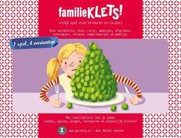 Familieklets! Kaartspel / Kletsboeken