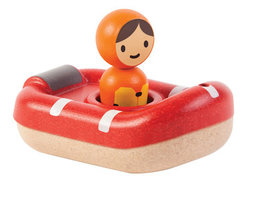 Kustwacht boot / Plan Toys