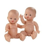 Baby jongenspop blank Albert / Paola Reina