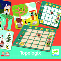 Begrippen spel (Topologix) / Djeco