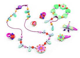 Sieraden set bloemenparadijs / Djeco