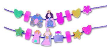Prinsessen rijgkralen / Djeco