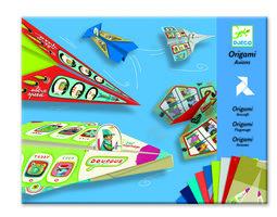 Origami Vliegtuigen / Djeco