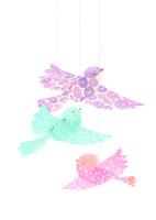 Hangende Glitter vogels / Djeco