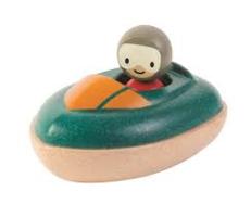 Speed Boat / PlanToys