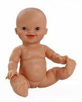 Baby meisjespop blank lachend / Paola Reina