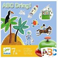 ABC dring alfabetspel / Djeco