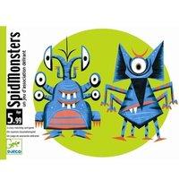 Kaartspel Spidmonsters / Djeco