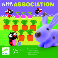 Associatiespel (Little Association) 2+ / Djeco