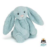 Konijn Bashful Aqua Bunny Small/ JellyCat