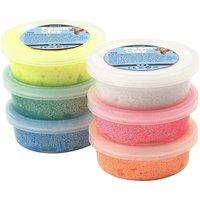 Foam Clay Glitter