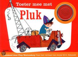 Toeter mee met pluk met geluid / Querido Kinderboek