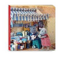Het Muizenhuis: blokboekje Boodschappen doen 3+ / Karina Schaapman