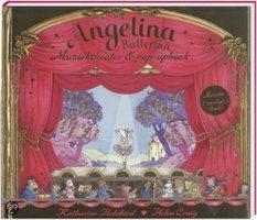 Angelina ballerina: muziektheater / De Vier Windstreken