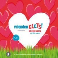 Vriendenklets! (rode cover) / Kletsboeken