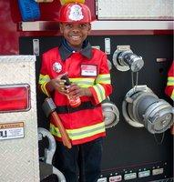 Brandweermannen set M / Great Pretenders