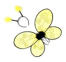 Bijenvleugels en voelsprieten diadeem / Great Pretenders