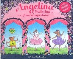 Angelina ballerina's verjaardagsshow / De Vier Windstreken