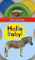 Hallo Baby! Dierentuin (kartonboekje met rammelaar) / Veltman Uitgevers
