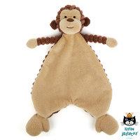 Aapje knuffeldoekje Cordy Roy Baby Monkey / JellyCat