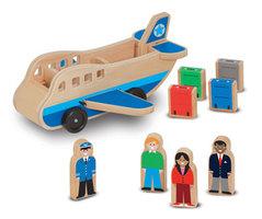Houten vliegtuig / Melissa & Doug