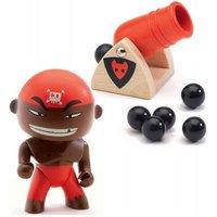 Arty Toys - Piraat Djambo & big boom / Djeco