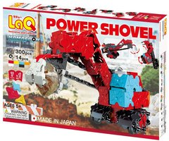 Hamacron Constructor Race Car Power Shovel / LaQ
