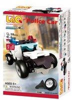 Hamacron Constructor Mini Police Car / LaQ