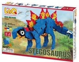 Dinosaur World Stegosaurus / LaQ