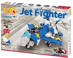 Hamacron Constructor Jet Fighter / LaQ