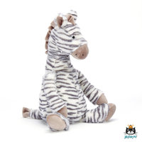 Fluffles Zebra large / JellyCat