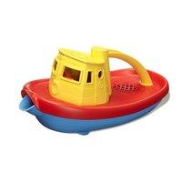 Sleepboot (geel handvat) / Green Toys