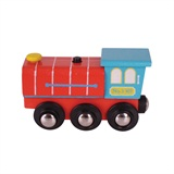 Choo Choo treinlocomotief met geluid / BigJigs