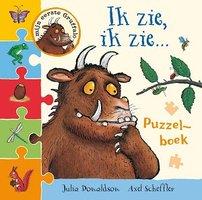 Gruffalo puzzelboek: Ik zie, ik zie (kartonboek) 1+  / Lemniscaat